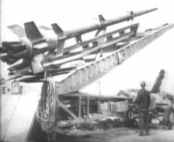 les missiles durant la seconde guerre mondiale Rheinbote2