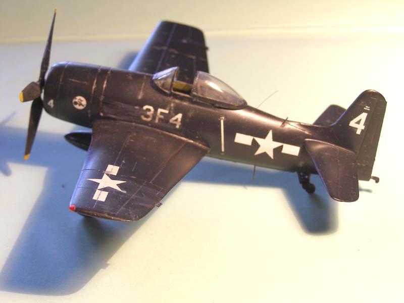 Bearcats F8F1