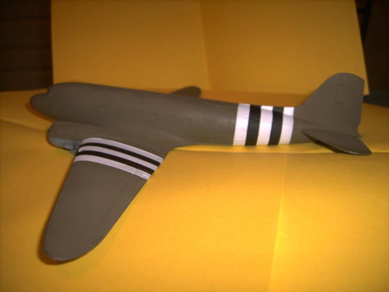 maquette C47 Raynald Dak1