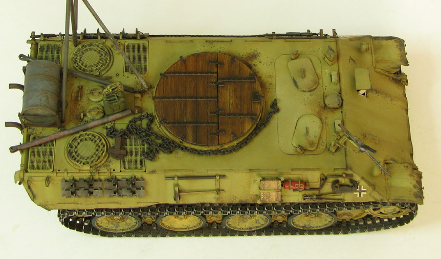 Bergepanther (Sd.Kfz.179) - Revell - 1/35  - Page 8 Bergepanther5