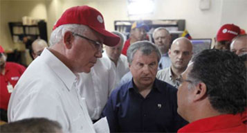 Gobierno de Nicolas Maduro. - Página 10 Petro-victoria
