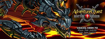 AdventureQuest: Battle Gems - mobilná hra už ČOSKORO! BattleGemsPromoA-350