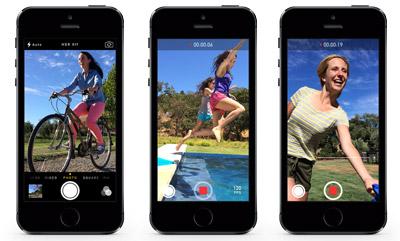 سعر ومواصفات ابل ايفون 5S - سعة 16 جيجابايت, الجيل الرابع LTE, رمادى Isight_camera2_black