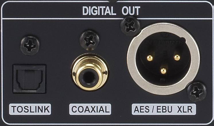 Reproductor blu-ray con salida AES/EBU  X40-13