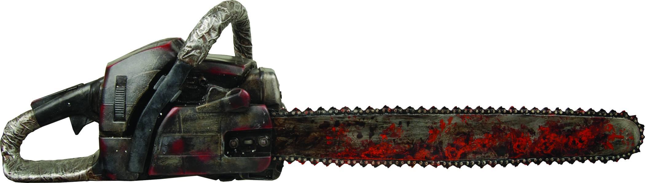 Andrew Ramirez Texas-chainsaw-replica