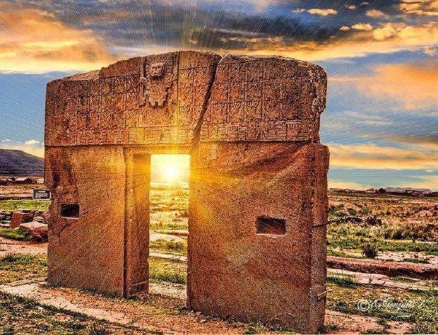 Portal 11:11. Y demás portales... Gate-of-the-sun