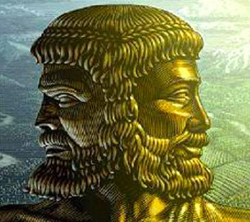 MYTHOLOGIE, CONTES ET LEGENDES... - Page 3 Janus_cogolin