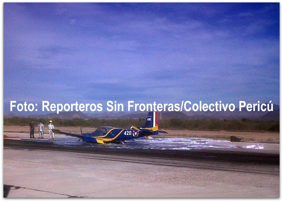Accidentes de Aeronaves de la SEMAR. Noticias,comentarios,fotos,videos.  Avion-aeropuerto-de-la-paz1