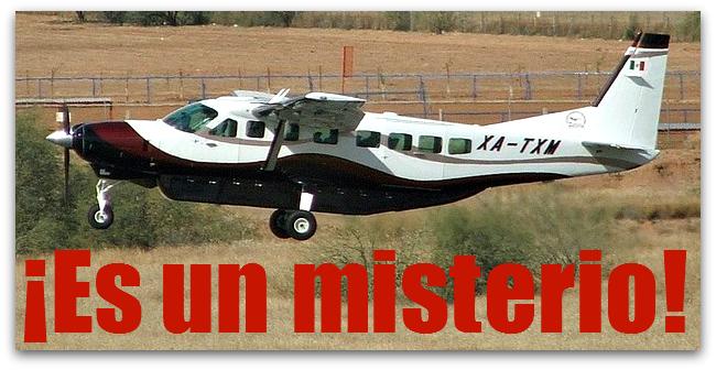 Salen militares a buscar avión extraviado,Caravan con 14 pasajeros,en B.C.S 2-1-aereo-servicios-guerrero