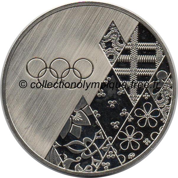 MEMORABILIA SOCHI 2014 2014_sotchi_medaille_participant_olympique_verso