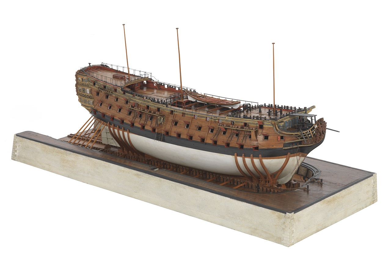 Le plastique c'est fantastique (HMS Victory) - Page 4 Large