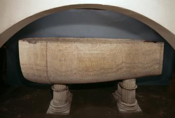 Sarcophagus of King Seti (or Sety) I  V0_soane_fullview