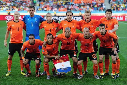 World Cup Brazil 2014. Netherlands-world-cup-2010