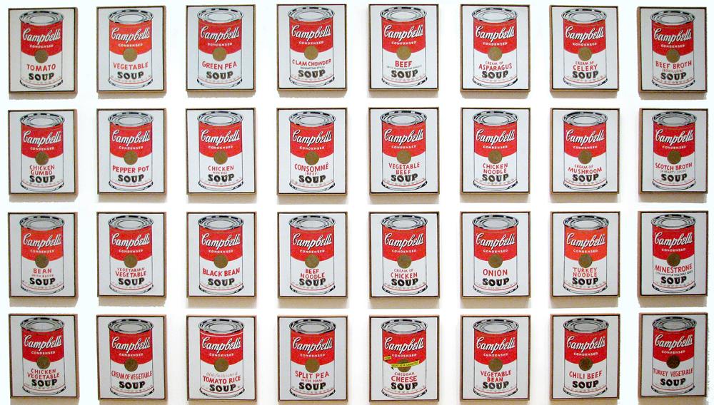 l'art des canettes 08_Warhol_32-Campbell%27s-Soup-Cans_1962