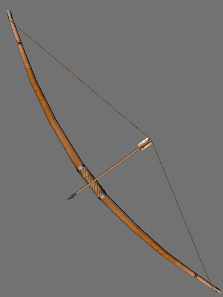 Exemples d'armes  Arc