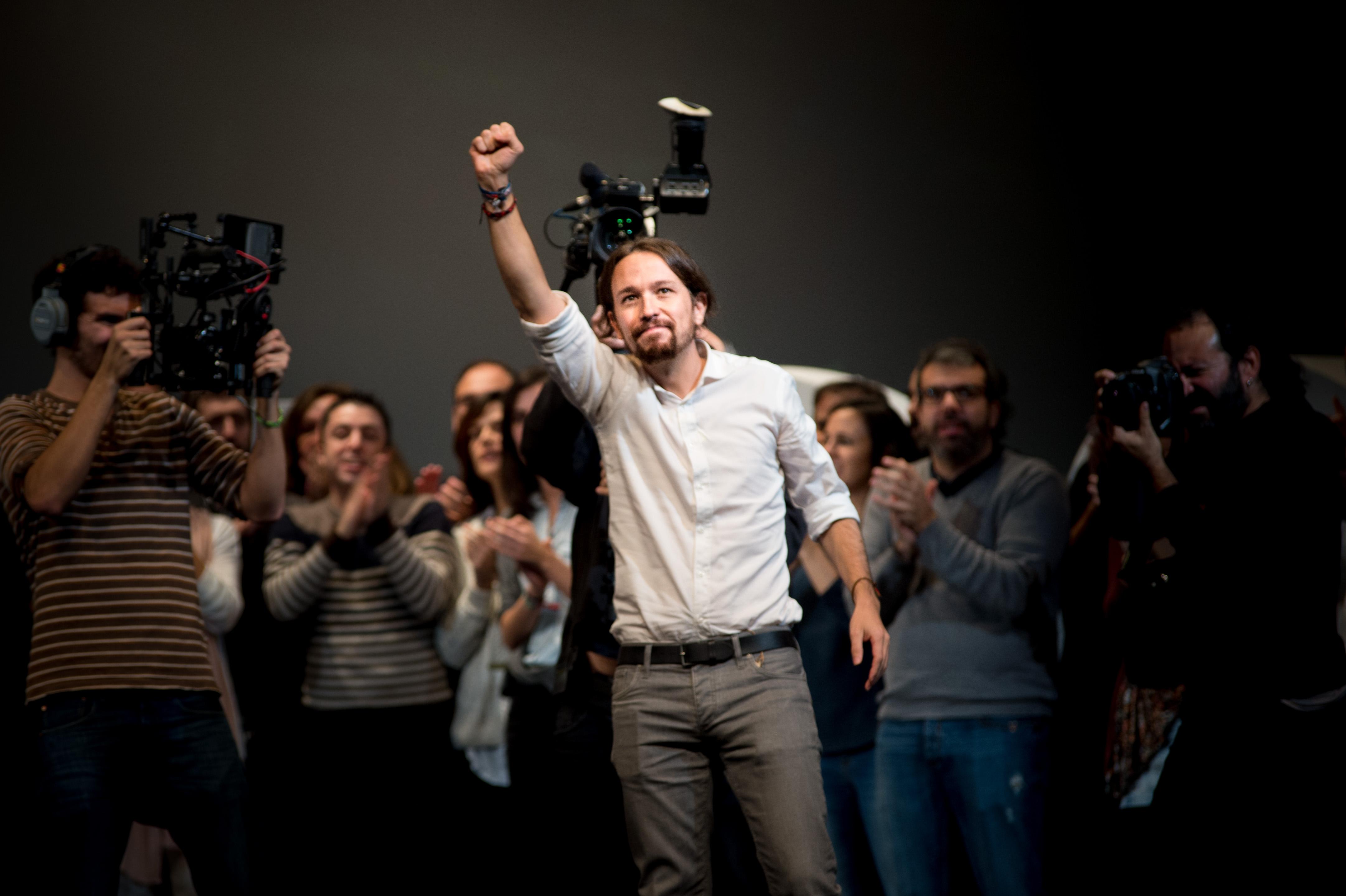 Podemos una historia de triunfo Podemos