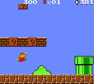 Videojuegos antiguos: Volumen 1 Super-mario-bros
