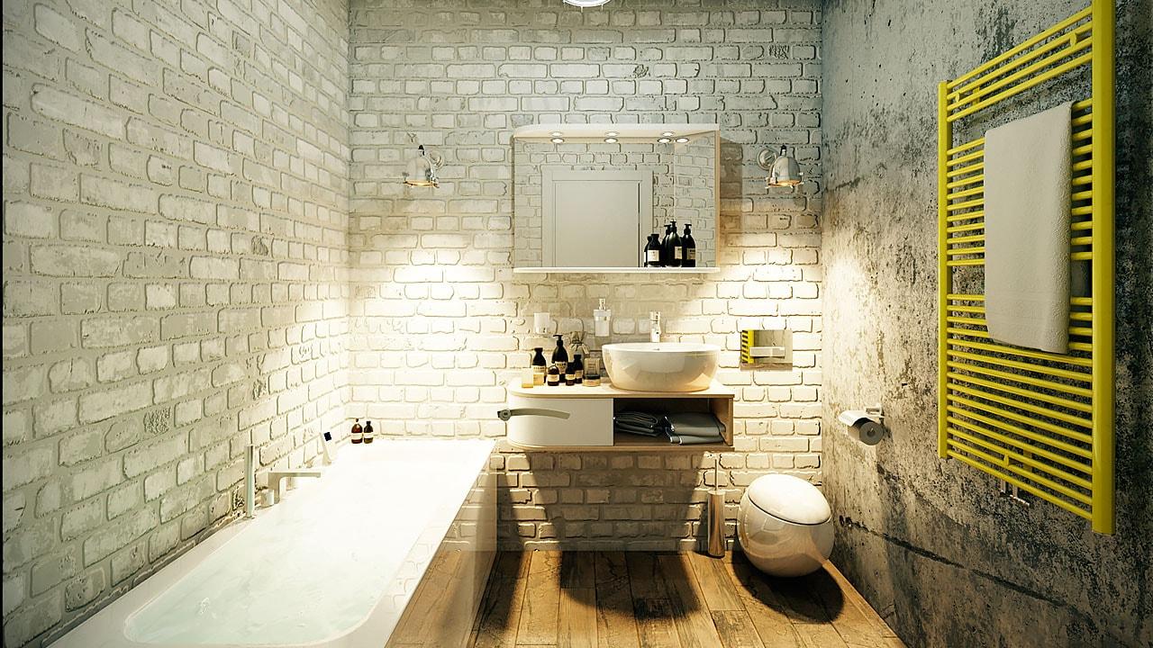 Дизайн в ванной комнате Vannaja-komnata-foto