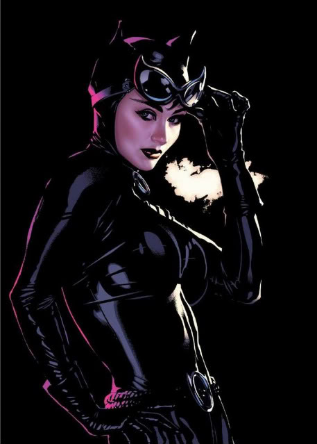 Women of the DC Universe Catwoman46-1