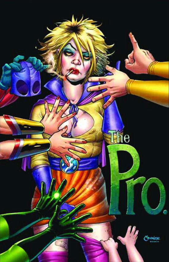 LES X-MEN Pro-comic-1
