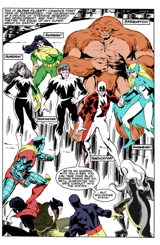 Topics tagged under 121 on Father Tree Holt V5feat_211-X-Men_121