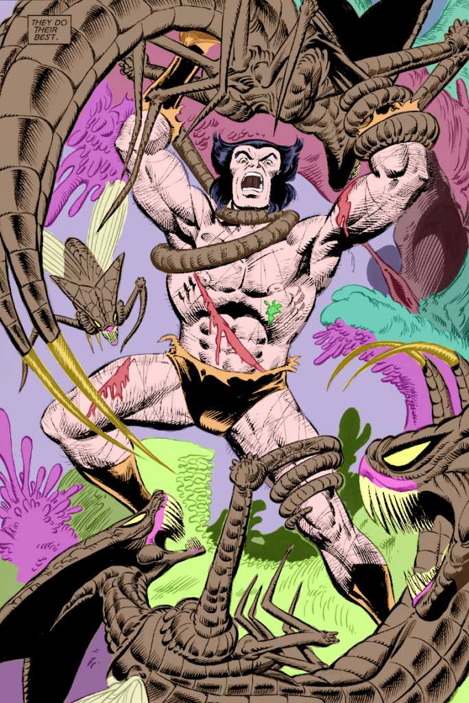 Digitally coloring B&W Images. - Page 3 Wolverinevsbrood_noshading-684x1024