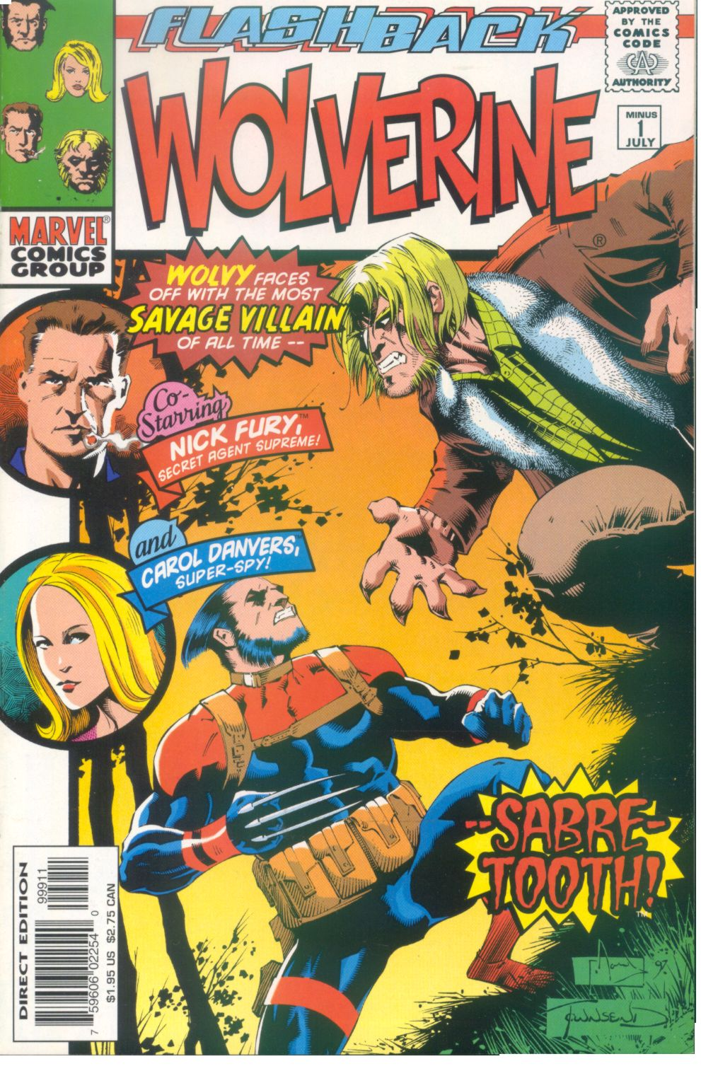 [Comics] Siguen las adquisiciones 2015 - Página 15 Flashback.wolverine.-1