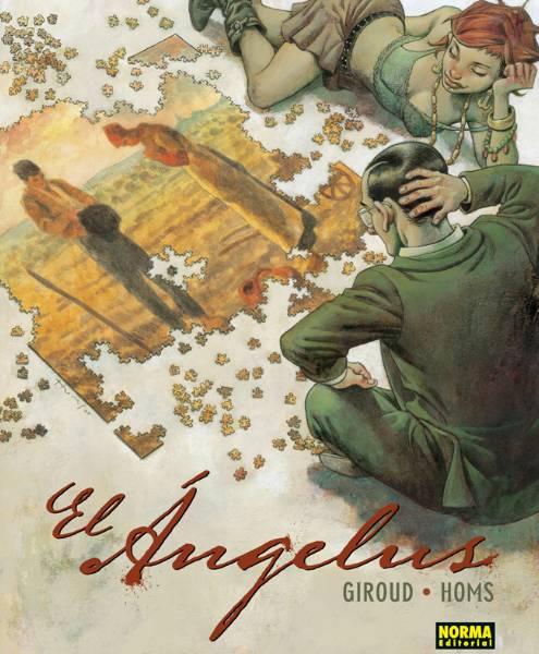 COLECCIÓN DEFINITIVA: OTRAS EDITORIALES [UL] [cbr] Homs_angelus