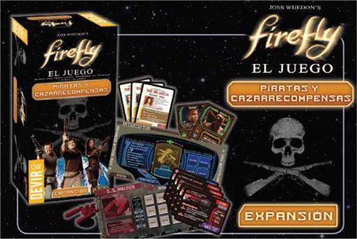 [FINALIZADA] Miércoles, 14 de Diciembre. FIREFLY: Piratas y cazarecompensas 939869