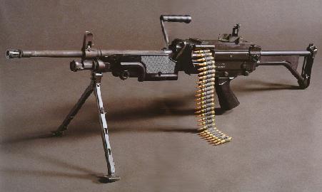 Armement Léger des Forces Spéciales Françaises. CHarme_minimi01