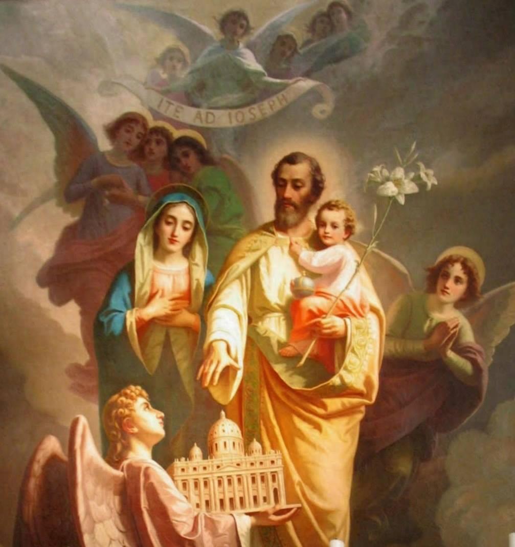 BEAUTÉS DE L'ÉGLISE CATHOLIQUE: SON CULTE, SES MOEURS ET SES USAGES; SUR LES FÊTES CHRÉTIENNES - Allemagne - 1857 Go-to-Joseph
