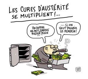 Qui est Emmanuel Macron ? - Page 3 Macron-austerite