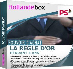 Les transfuges avec papiers - Page 5 Hollandebox