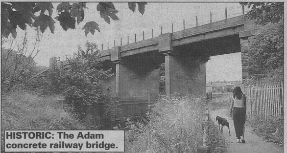 All Our Wigan Yesterdays Adam viaduct - Page 5 Adambridge
