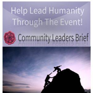 Краткая информация местным руководителям | О Событии и что делать после того, как Оно начнется (PFC)  CommunityLeadersButton-300x300