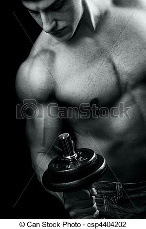 Musculation  Can-stock-photo_csp4404202