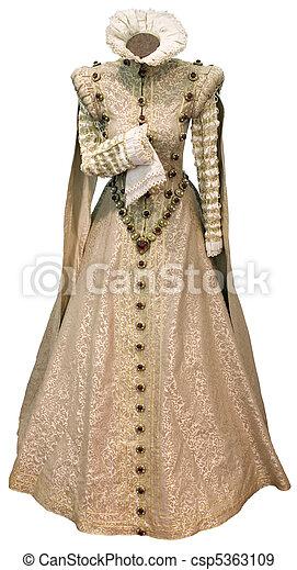 madame de la renaissance.[noony4] Can-stock-photo_csp5363109