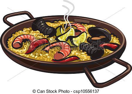 8-9-10 de Mayo concurso de paellas y  fira de sant Isidre en Bellvei del penedes (Club de la sonrisa) Can-stock-photo_csp10556137