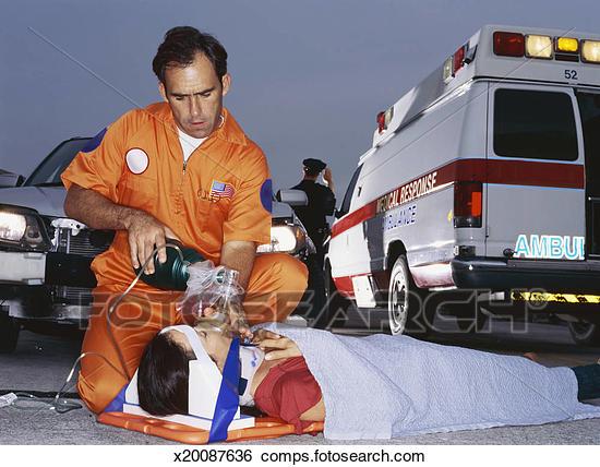 The ambulance photo theory X20087636