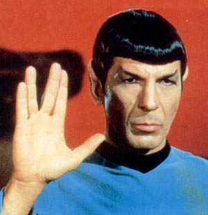 Padre: me confieso. Spock