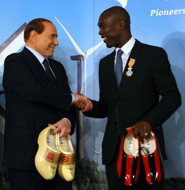 ¿Cuánto mide Silvio Berlusconi? - Altura - Real height Seedorfzoccoli