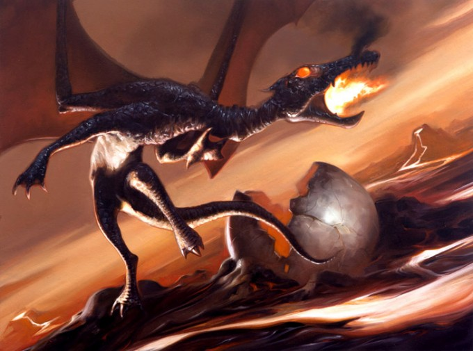 David Palumbo David_Palumbo_Art_Illustration_Dragon_Hatchling-680x505