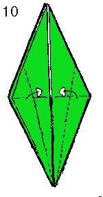 Cách gấp hạc giấy đơn giản ( kèm video hướng dẫn ) Cach-gap-hac-10