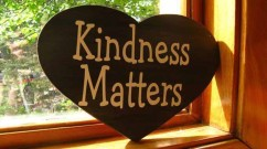 Random Acts of Kindness Can 'Change the Brain's Chemistry' Kindness-matters-242x135