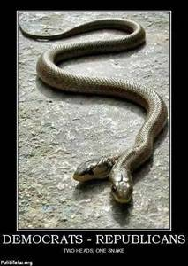 Beyond Left and Right – Where Do We Get Our News? – Foster Gamble 6-two-headed-snake
