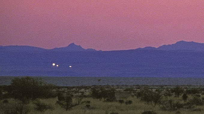 The Mystery of the Marfa Lights (Strange Glowing Orbs In Texas) Marfa-lights