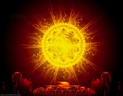 Run to the Sun… Galactic-sun
