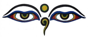 The All-Seeing Eye: Sacred Origins of a Hijacked Symbol Buddah_all_seeing_eye-300x128