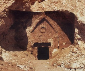 The All-Seeing Eye: Sacred Origins of a Hijacked Symbol The_Talpiot_Tomb_triangle_circle-300x250