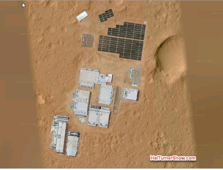 Google Space открыто показывает космическую базу на Марсе OnMars-CloseUp